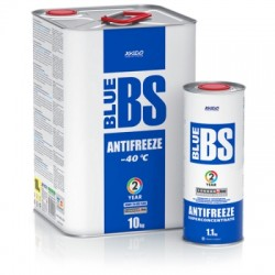 Antifreeze BLUE BS/-40 °C