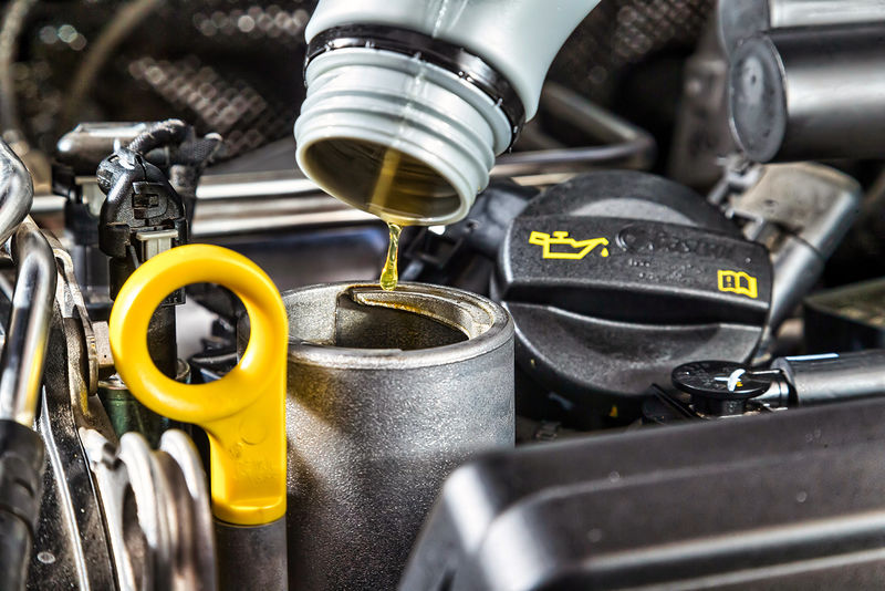 Moottoriöljyn valinta